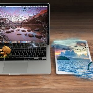 background, waters, computer
